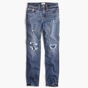 NWT J.Crew Vintage Straight Coastline Wash Jeans